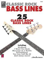 Classic Rock Bass Lines Sheet Music