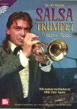 Salsa Trumpet Book/CD Set Sheet Music