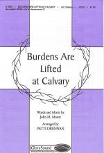 Burdens Are Lifted at Calvary Sheet Music