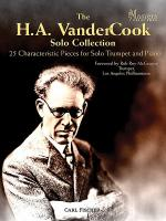 The H.A. Vandercook Solo Collection Sheet Music