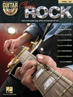 Classic Rock Guitar Play-Along - Volume 34 Sheet Music