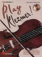 Play Klezmer! - Violin Sheet Music