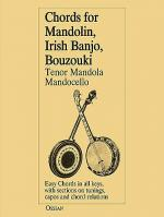 Chords for Mandolin, Irish Banjo, Bouzouki, Tenor Mandola, Mandocello Sheet Music