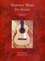 Flamenco Music For Guitar Sheet Music