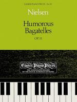Humorous Bagatelles, Op. 11 Sheet Music