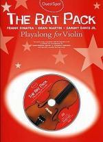 Guest Spot: Rat Pack Playalong For Violin Sheet Music
