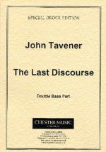 The Last Discourse Double Bass Part Sheet Music