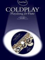 Guest Spot: Coldplay Playalong For Flute Sheet Music