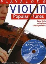 Playalong Violin: Popular Tunes Sheet Music