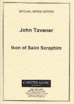 Ikon Of Saint Seraphim Sheet Music