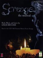 Scrooge - The Musical Sheet Music