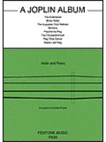 Violin Album Sheet Music