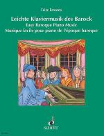 Easy Baroque Piano Music Sheet Music