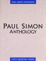 Paul Simon Anthology Sheet Music