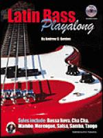 Latin Bass Play-a-Long Sheet Music