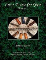 Celtic Music for Flute, Volume 2 Sheet Music
