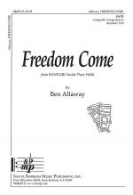 Freedom Come Sheet Music