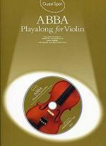 Guest Spot  Playalong For Violin Sheet Music