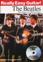 Really Easy Guitar! The Beatles Sheet Music