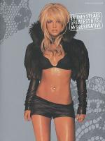 Britney Spears - Greatest Hits: My Prerogative Sheet Music
