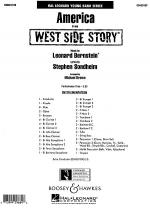 America (from west Side Story) Full Score Sheet Music