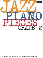 ABRSM Jazz Piano: Pieces Grade 2 Sheet Music