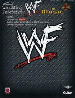 World Wrestling Federation: The Music Volume 3 Sheet Music