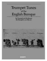 Trumpet Tunes of the English Baroque Sheet Music