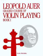 Graded Course of Violin Playing-Bk. 1-Preparatory Sheet Music