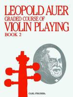 Graded Course of Violin Playing-Bk. 2-Pre-Elementary Sheet Music