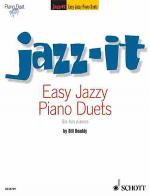 Easy Jazz Piano Duets - Six Fun Pieces Sheet Music
