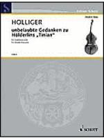 unbelaubte Gedanken zu Hölderlin's Tinian Sheet Music