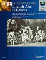 English Airs & Dances Sheet Music