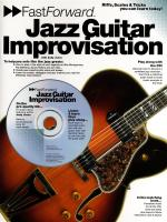 Fast Forward: Jazz Guitar Improvisation Sheet Music