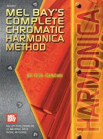 Complete Chromatic Harmonica Method Book/CD/DVD Set Sheet Music