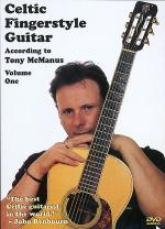 Celtic Fingerstyle Guitar According to Tony McManus, Volume 1 DVD Sheet Music