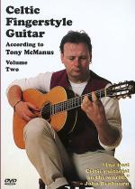 Celtic Fingerstyle Guitar According to Tony McManus, Volume 2 DVD Sheet Music