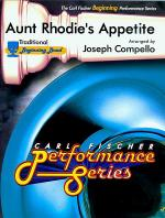 Aunt Rhodie's Appetite Sheet Music