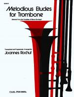 Melodious Etudes for Trombone - Book II Sheet Music