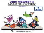 John Thompson's Easiest Piano Course - Part Four (with CD) Sheet Music
