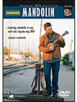 Beginning Mandolin (DVD) Sheet Music
