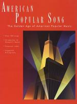 American Popular Song Sheet Music