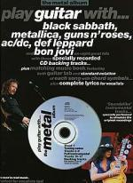 Play Guitar With... The Metal Album Sheet Music