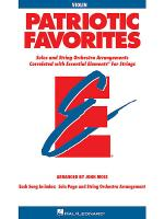 Patriotic Favorites for Strings Sheet Music
