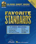 Favorite Standards Sheet Music