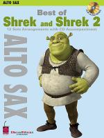 Best of Shrek and Shrek 2 (Alto Sax) Sheet Music