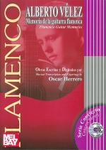 Alberto VElez Flamenco Guitar Memories Book/CD Set Sheet Music