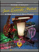 Standard of Excellence Advanced Jazz Ensemble Book 2, Drum Sheet Music