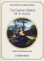 The Chester Book Of Motets Vol. 4: The German School For 4 Voices Sheet Music