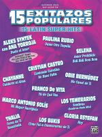 15 Exitazos Populares - Easy Guitar Sheet Music